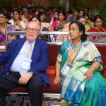 Prof. Asim Kurjak, Dr. L. Fahmida Banu
