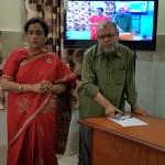 Dr mateen and Dr fahmida banu