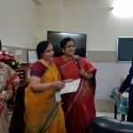 Awarding Certificates