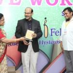 Dr Fahmida, Dr Palaskar and Dr Ghufran