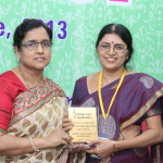 Dr L.Fahmida Banu and Dr Vijayalaxmi