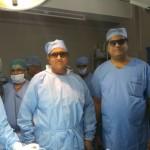 Dr Modi                    Dr Fahmida &    Dr Ghouse