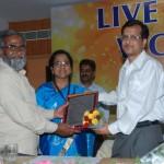 Dr Neeraj felicitation