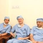 Dr Tiniberg Dr Rekha and          Dr Kurian